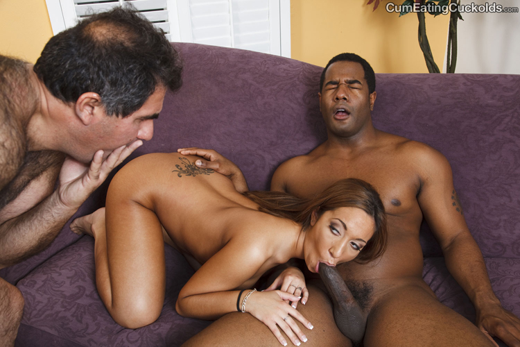 Leona Dulce all fetishes video from Cum Eating Cuckolds