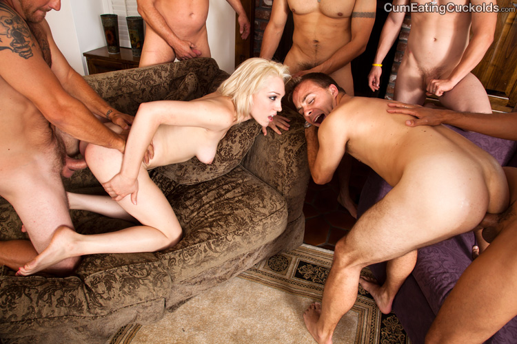 Worlds largest creampie gangbang uncommon days